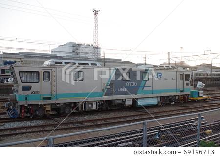 JR West Rail Inspection Vehicle 69196713