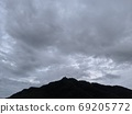 흐린 날의 긴 가산와 기후 성 69205772