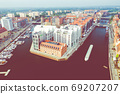 GDANSK, POLAND - JUNE 14, 2020 69207207