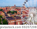 GDANSK, POLAND - JUNE 14, 2020 69207208