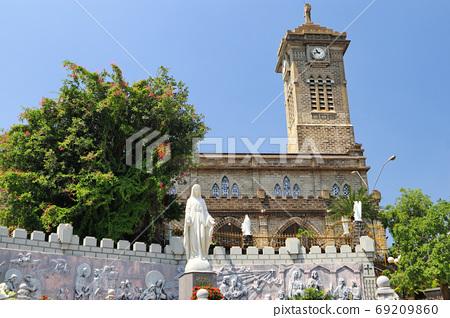 芽莊大教堂 越南 Nha Trang Cathedral Vietnam 69209860