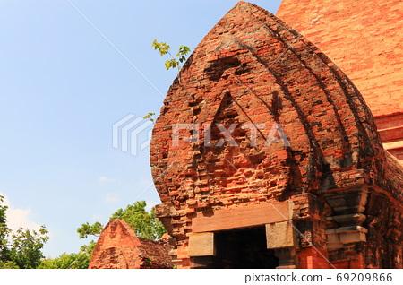 婆那加占婆塔 芽莊 越南 Tháp Po Nagar Vietnam 69209866