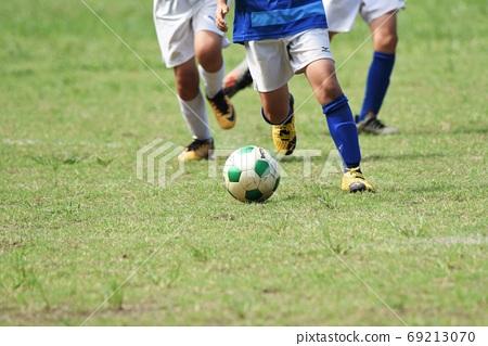 소년 축구 경기 풍경 69213070