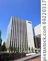 Jiji Press (Jiji Press Building, 5th Ginza, Chuo-ku, Tokyo) 69220317