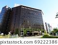 Chuo-ku government office (Chuo-ku government office main building in Tsukiji, Chuo-ku, Tokyo) 69222386