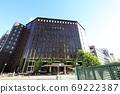 Chuo-ku government office (Chuo-ku government office main building in Tsukiji, Chuo-ku, Tokyo) 69222387
