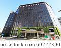 Chuo-ku government office (Chuo-ku government office main building in Tsukiji, Chuo-ku, Tokyo) 69222390