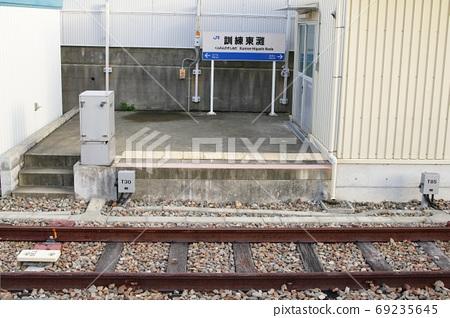JR Training Higashinada Station Training Higashinada JR West Mystery Station Kobe Real Training Center 69235645