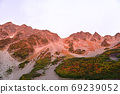Northern Alps Hotaka sunrise 69239052