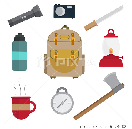 Camping and travel equipment 69240829