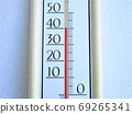 Thermometer in Japan's highest temperature update 69265341