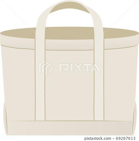 Canvas tote bag 69267613