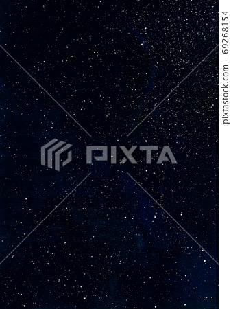 Starry universe, milky way, night sky 69268154