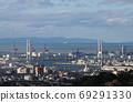 阪神高速公路东神户大桥 69291330