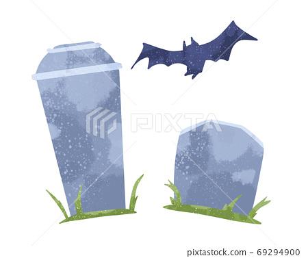 할로윈 박쥐의 비행 무덤 69294900