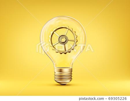 bulb concept 69305226