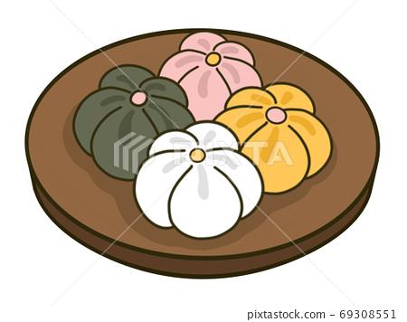 松坪年糕傳統食品中秋假期 69308551