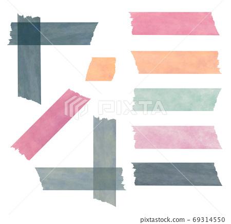 美紋紙膠帶裝飾紙膠帶裝飾 69314550