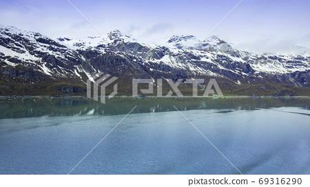 阿拉斯加,冰川,國家公園,アラスカ、氷河、国立公園、Alaska, glacier,  69316290