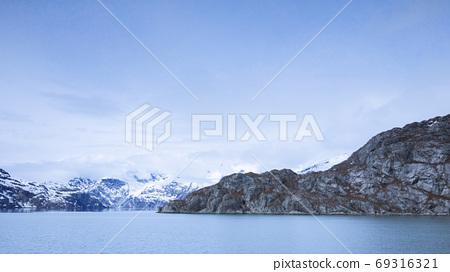 阿拉斯加,冰川,國家公園,アラスカ、氷河、国立公園、Alaska, glacier,  69316321