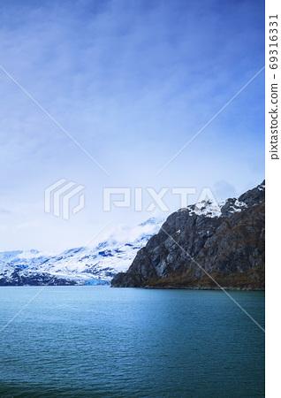 阿拉斯加,冰川,國家公園,アラスカ、氷河、国立公園、Alaska, glacier,  69316331
