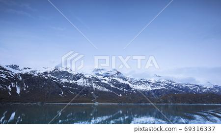 阿拉斯加,冰川,國家公園,アラスカ、氷河、国立公園、Alaska, glacier,  69316337