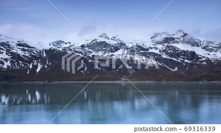 阿拉斯加,冰川,國家公園,アラスカ、氷河、国立公園、Alaska, glacier,  69316339