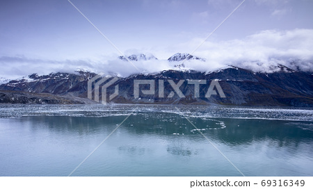 阿拉斯加,冰川,國家公園,アラスカ、氷河、国立公園、Alaska, glacier,  69316349