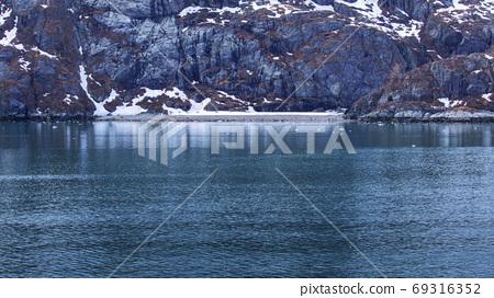 阿拉斯加,冰川,國家公園,アラスカ、氷河、国立公園、Alaska, glacier,  69316352