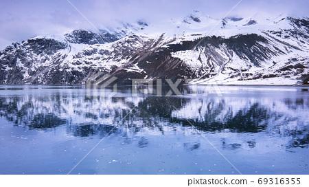 阿拉斯加,冰川,國家公園,アラスカ、氷河、国立公園、Alaska, glacier,  69316355