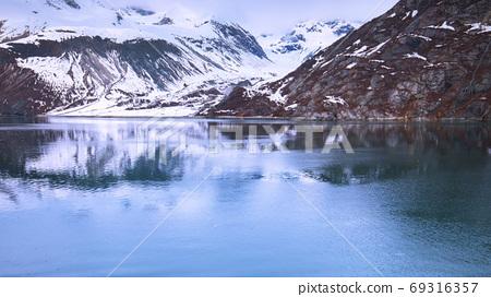 阿拉斯加,冰川,國家公園,アラスカ、氷河、国立公園、Alaska, glacier,  69316357