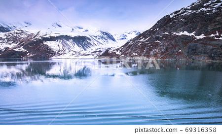 阿拉斯加,冰川,國家公園,アラスカ、氷河、国立公園、Alaska, glacier,  69316358