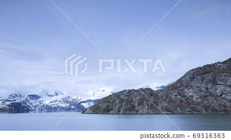 阿拉斯加,冰川,國家公園,アラスカ、氷河、国立公園、Alaska, glacier,  69316363