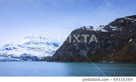 阿拉斯加,冰川,國家公園,アラスカ、氷河、国立公園、Alaska, glacier,  69316369