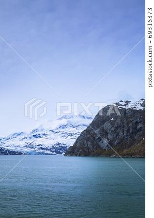 阿拉斯加,冰川,國家公園,アラスカ、氷河、国立公園、Alaska, glacier,  69316373