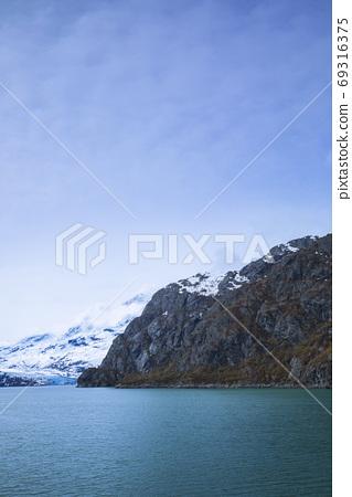 阿拉斯加,冰川,國家公園,アラスカ、氷河、国立公園、Alaska, glacier,  69316375
