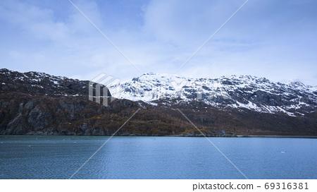 阿拉斯加,冰川,國家公園,アラスカ、氷河、国立公園、Alaska, glacier,  69316381