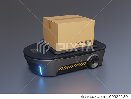 Drone for delivery service. 69323180