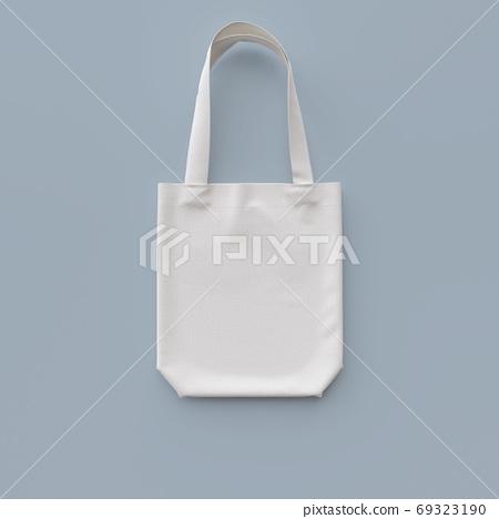 Textile bag mockup 69323190
