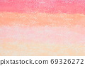 Abstract background Red gradation Rough surface 69326272