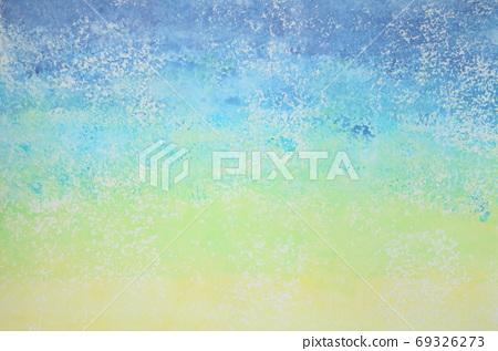 抽象背景,蓝色渐变,表面不均匀 69326273