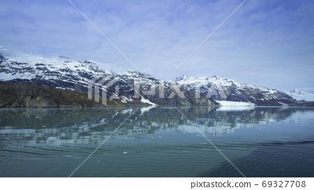 阿拉斯加州,冰川灣國家公園,グレイシャーベイ国立公園、アラスカ、Alaska, Glacier, 69327708