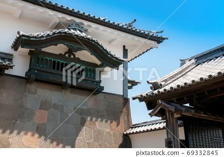 日本金澤,金澤城,石川門 69332845
