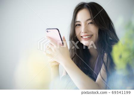 Beauty smartphone smartphone 69341199
