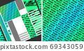 電子抽象藝術 69343059