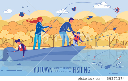 Fishing Adventures and Camping Trip with Family 69371374