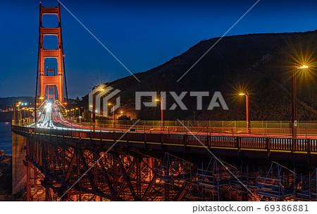 The Golden Gate Bridge 69386881