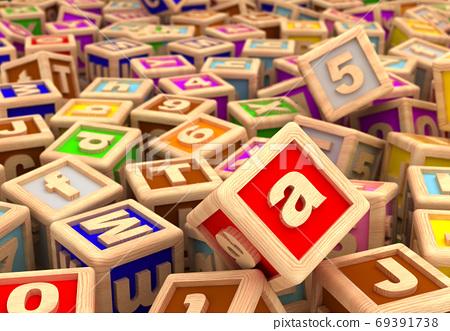 Play Blocks 69391738