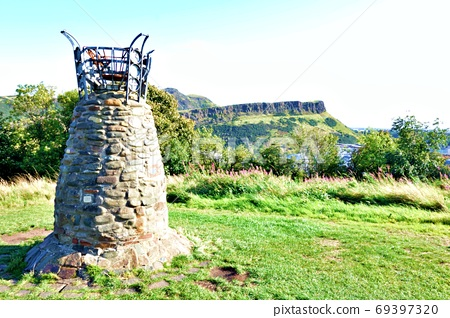 스코틀랜드 에든버러 칼튼 힐 기념물 69397320