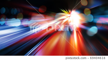Abstract speed movement background 69404618